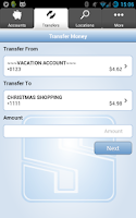 Screenshot of The State Bank Mobile Banking