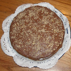 Hazelnut Torte for Diabetic Diet