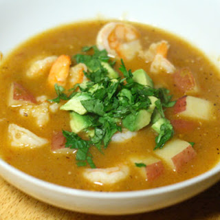 Chipotle Shrimp Soup Recipes