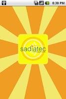 Screenshot of SADIATEC DIALER