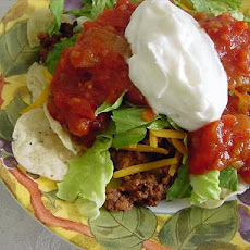 It's-easier-than-making-tacos Salad (taco Salad)