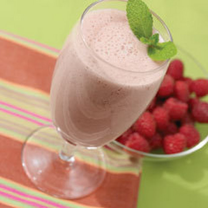 Pineapple & Raspberry Smoothies