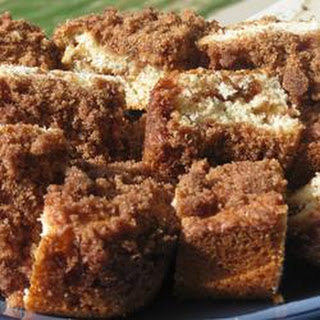 Traditional Coffee Cake