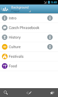 Screenshot of Prague Travel Guide by Triposo