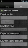 Screenshot of Web Server Ultimate