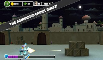 Screenshot of Mussoumano Game