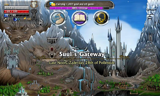 swords-and-sandals-5 for android screenshot