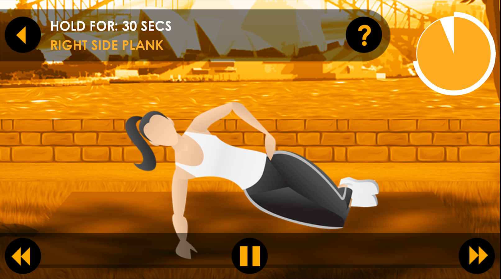 20 Minute Beginners Workout Screenshot 2