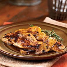 Maple-Apple Chicken Breasts