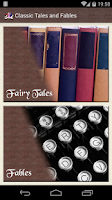 Screenshot of Classic Fairy Tales for Lucas