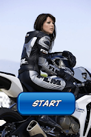 Screenshot of Bike Race Xtreme Game