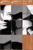 Screenshot of Jet Li puzzle