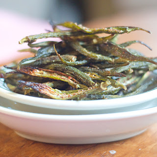 Dried Okra Pods Recipes