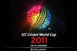 Screenshot of ICC Cricket World Cup 2011