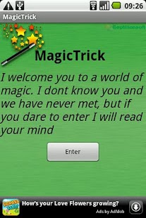 MagicTrick - screenshot
