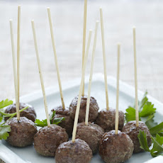 Original Ranch Meatballs