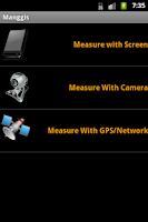 Screenshot of Distance Estimator