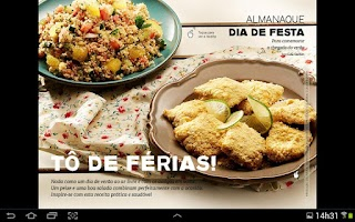 Screenshot of Revista Nestlé Com Você
