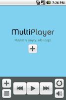 Screenshot of MultiPlayer