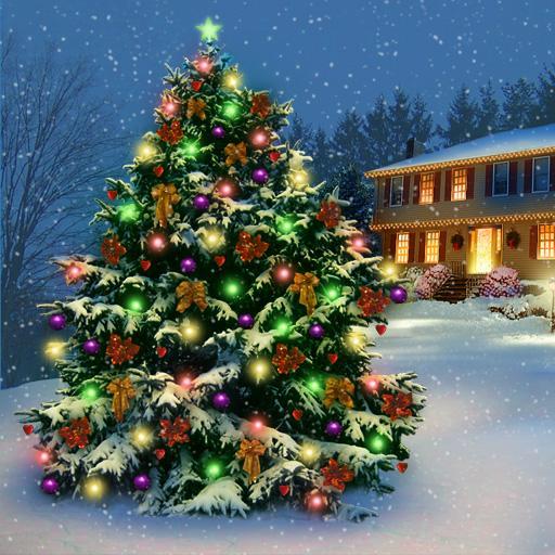 Christmas Tree In The Park LOGO-APP點子
