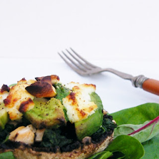 Avocado Salad Mushrooms Recipes