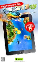 Screenshot of Shoot'n'Scroll Attack 3D free