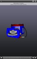 Screenshot of Inventor Publisher Viewer