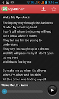 Screenshot of MP3Lyrics Music Download
