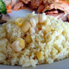 Couscous With Corn