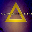 AA Speakers To Go (Alcoholics) icon