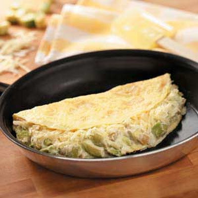 Hearty Mexican Omelet