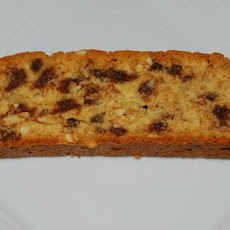 Coconut Chocolate Biscotti