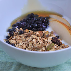 Winter Yogurt Bowl
