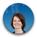 Julia Gillard Soundboard icon