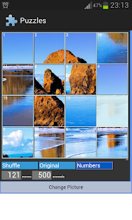 Puzzles - screenshot