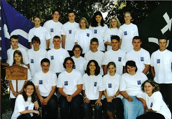 Gruppenfoto Juni 2002