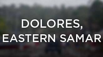 Dolores, Eastern Samar