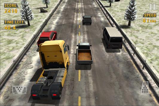 Traffic Racer apk screenshot