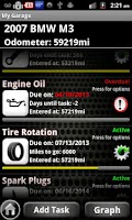 Screenshot of Car Maintenance & Fuel (Easy)
