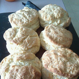 Biscuits for the BBQ by Charlotte Sybil - Food & Drink Cooking & Baking (  )