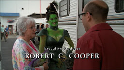 """Image 2 for Green Alien Costume from """"Wormhole X-treme!"""""""