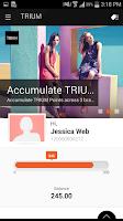 Screenshot of TRIUM