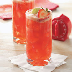 Strawberry Spritzer Recipe