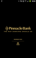 Screenshot of Pinnacle Bank Wyoming