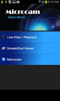 Screenshot of Microcam.HD(v3.2.0.3)