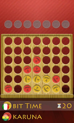 【免費解謎App】Connect Four Multiplayer-APP點子