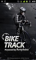 Screenshot of BikeTrack