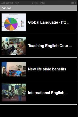 【免費旅遊App】Teach English Abroad-APP點子