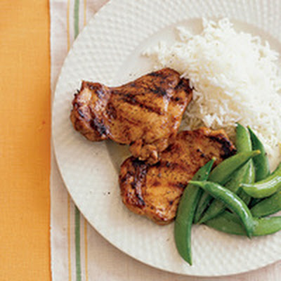 Five-Spice Coconut Chicken