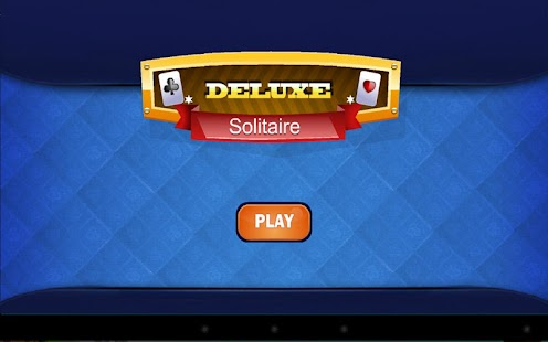 Deluxe Solitaire- screenshot thumbnail